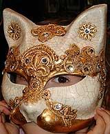 CAT GOLD CRAQUELLE